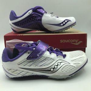 NWT Saucony Spitfire 2 Track Racing Shoe